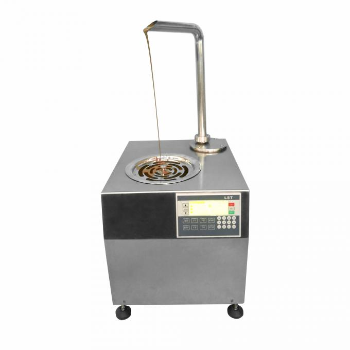Multiple Control Liquid Chocolate Dispenser Customized Voltage With Two Motors