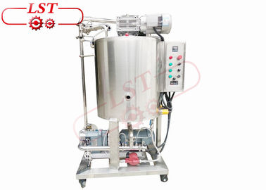 SS304 Material Chocolate Melting Machine With 500L Chocolate Tank And Pump