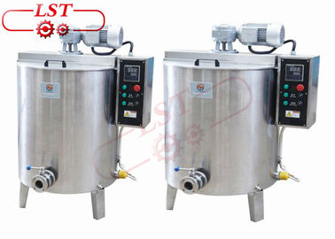 Stainless Steel Chocolate Melting Machine With 500L Chocolate Tank And Pump