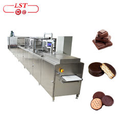PLC Controlled Automatic Chocolate Making Machine With Remote Control System