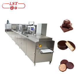 China PLC Controlled Automatic Chocolate Making Machine With Remote Control System supplier