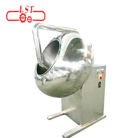Adjustable Heat Chocolate Coating Machine With Single Electrothermal Blower