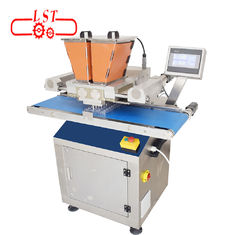 Avant Garde Design Chocolate Depositing Machine ISO Certification For Pastry Shops