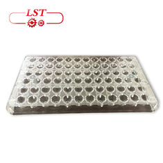 Easy To Clean Polycarbonate Chocolate Molds Support For Diagram Customization