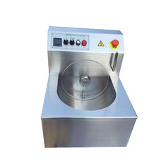 Continuous Diy Commercial Chocolate Tempering Equipment 304 Stainless Steel