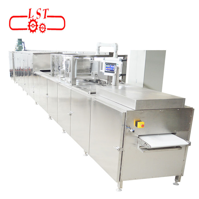 Highly Stable Chocolate Bar Making Machine
